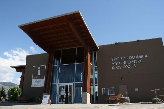 British Columbia Visitor Centre at Osoyoos