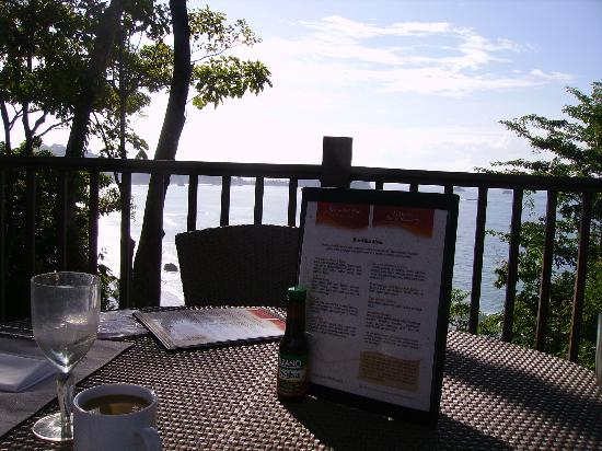 Arenas del Mar Beachfront and Rainforest Resort, Manuel Antonio, Costa Rica: El Mirador, Breakfast