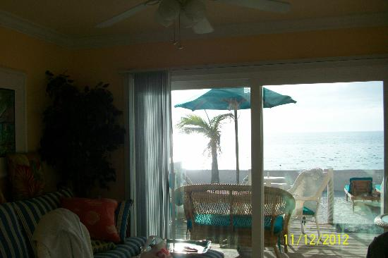Seaside Beach Resort: View From the Room