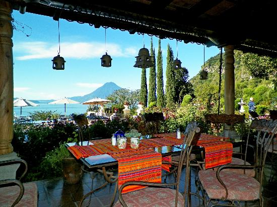 Hotel Atitlan: Sight