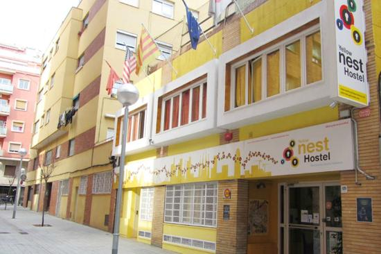 Feetup Yellow Nest Hostel Barcelona