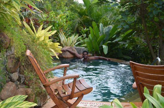 Outdoor Jacuzzi - Picture of Kovalam, Kerala - TripAdvisor