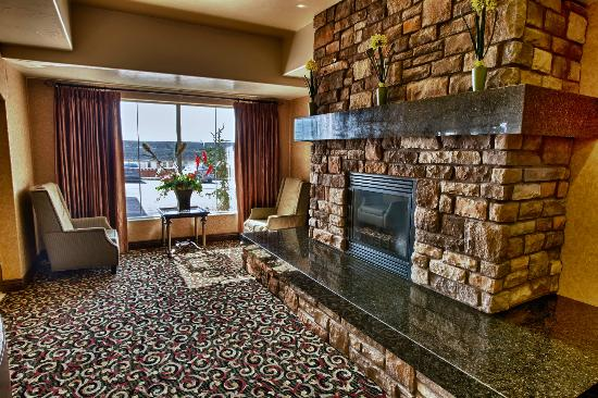 Comfort Inn &amp; Suites Cedar City: Guest Waiting Area