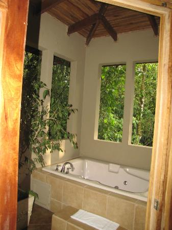 Lost Iguana Resort & Spa: Outdoor Whirlpool -Room #44
