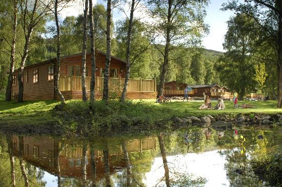 ‪Parkdean - Tummel Valley Holiday Park‬