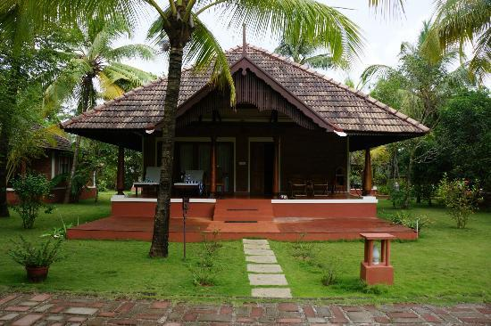 The Nattika Beach Resort: cottage