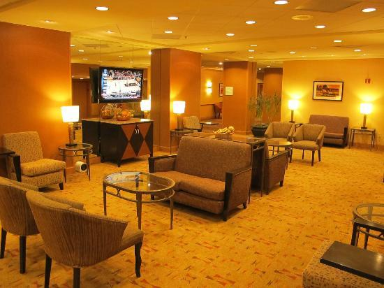Holiday Inn Houston Intercontinental Airport: Lobbys area