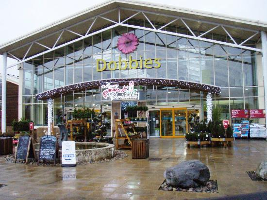 Dobbies garden center stirling restaurant reviews for Garden centre