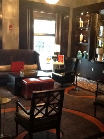 Copley Square Hotel: lobby bellissima
