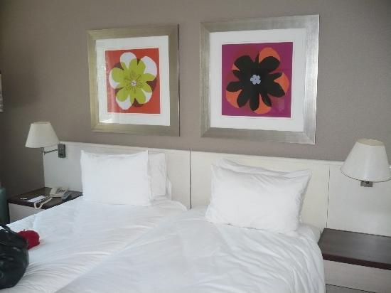Garden Court Sandton: Double room