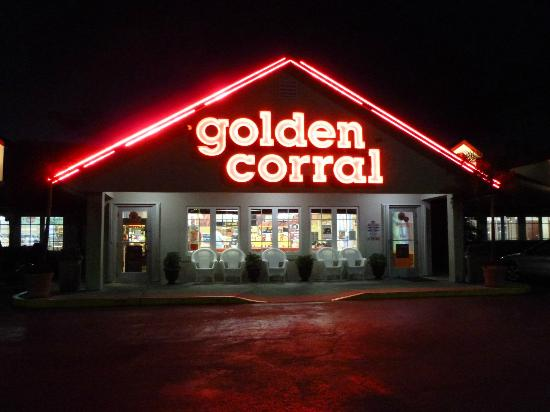 You have searched and found the page for the latest Golden Corral menu prices & coupons. Golden Corral is a family-style restaurant chain offering American classics for breakfast, lunch, and dinner in an all-you-can-eat setting.