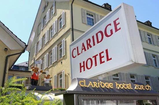 Claridge Hotel Zurich