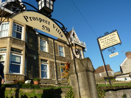 Photo of Prospect Villa Guest House Bristol