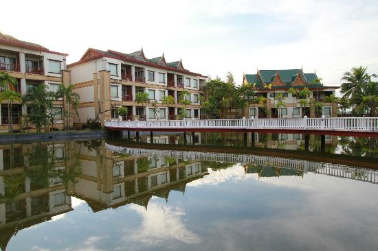 Ko Kho Khao, Thailand: 3 floors of rooms