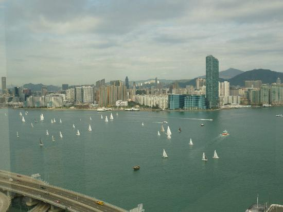 Ibis Century Hotel Hongkong North Point: view from 3005