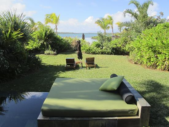Four Seasons Resort Mauritius at Anahita: Yard