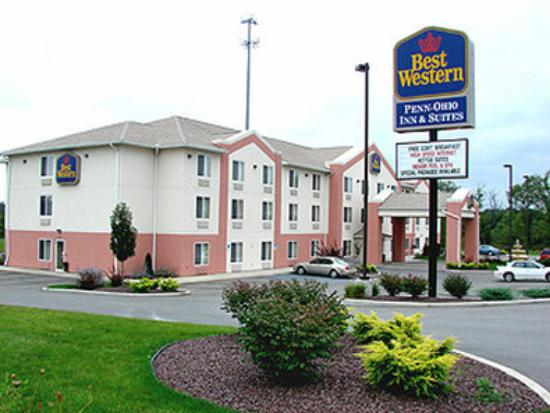 ‪BEST WESTERN Penn-Ohio Inn & Suites‬