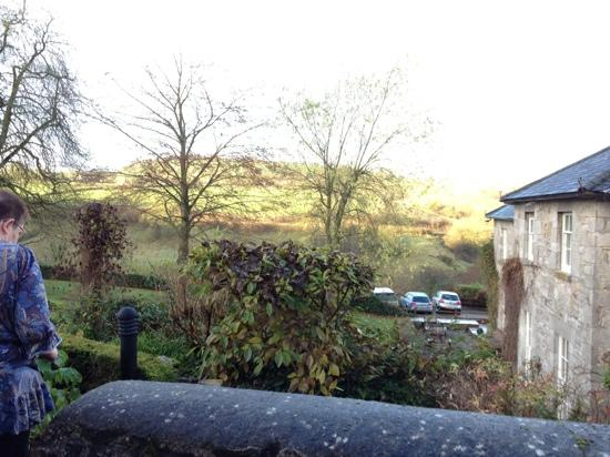 Pen-y-Dyffryn Country Hotel: view from coach house 1