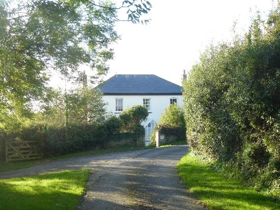 Portscatho, UK: The Farmhouse