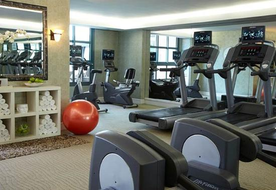 Renaissance Los Angeles Airport Hotel: Fitness Center