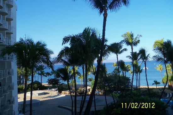 Westin Maui Resort And Spa: First Room