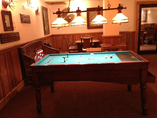The Whiteface Lodge: Gameroom