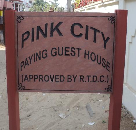 Pink City Bed n Breakfast