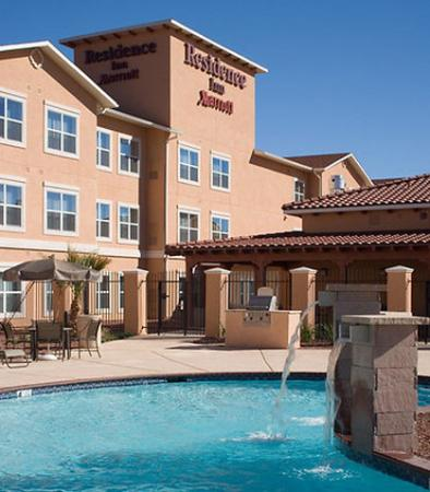Residence Inn Tucson Airport: Outdoor Pool