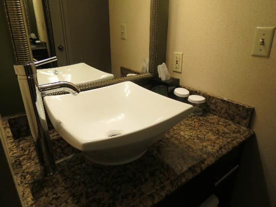 Holiday Inn Charlotte - Center City: sink