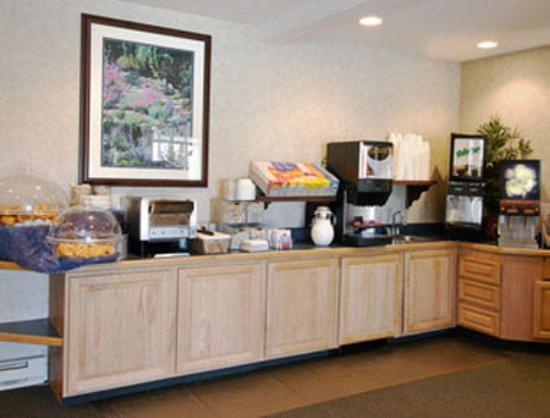 Super 8 Dillon/Breckenridge: Breakfast Area