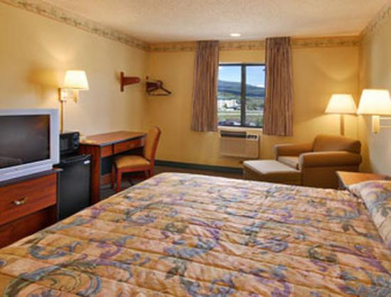 Super 8 Dillon/Breckenridge: Standard King Bed Room