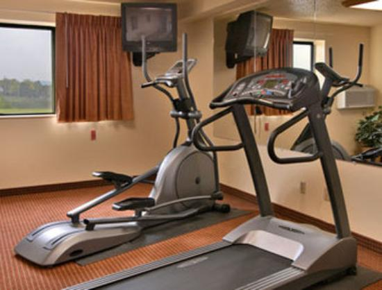 Super 8 Motel Altoona: Fitness Centre