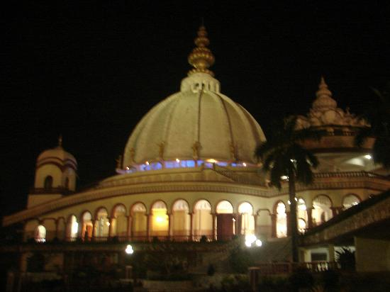 Sri Mayapur Vedic Temple Sri Mayapur Chandordaya Temple
