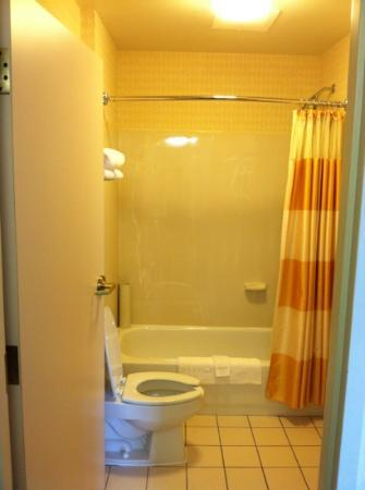 SpringHill Suites Hershey: bathroom