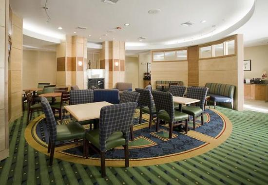 SpringHill Suites Tampa Brandon: Breakfast Room