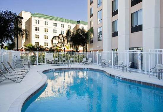 SpringHill Suites Tampa Brandon: Outdoor Pool