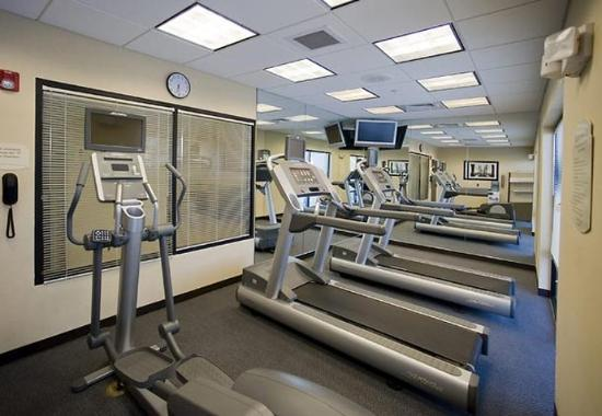 SpringHill Suites Tampa Brandon: Fitness Center