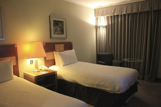 Hilton London Gatwick Airport: Standard room