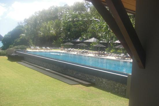 Qualia Resort: Outdoor Pool area , stunning