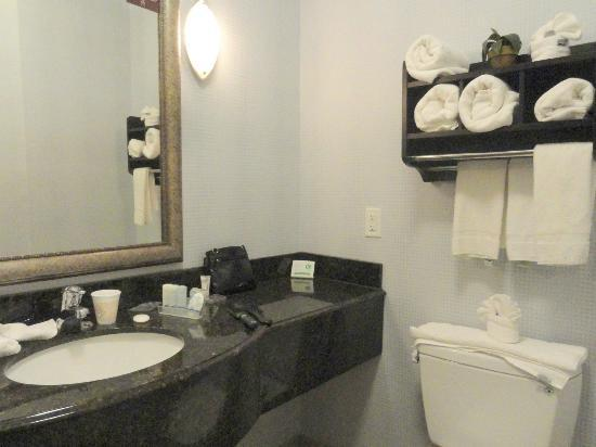 Sleep Inn & Suites: Bath in regular room