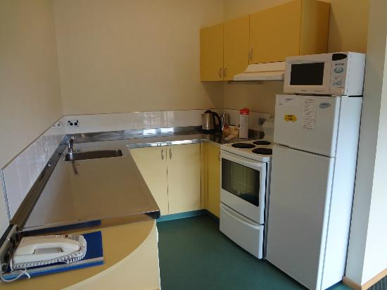 Clearbrook Motel: Nice Full Kitchen