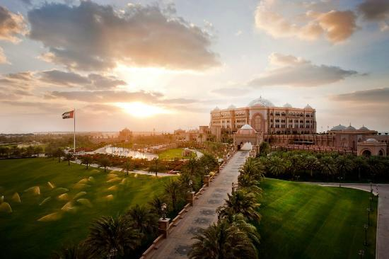 Photo of Emirates Palace Hotel Abu Dhabi