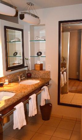 Seminole Hard Rock Hotel Hollywood: Bathroom