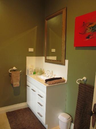 Willow Lodge: Bathroom
