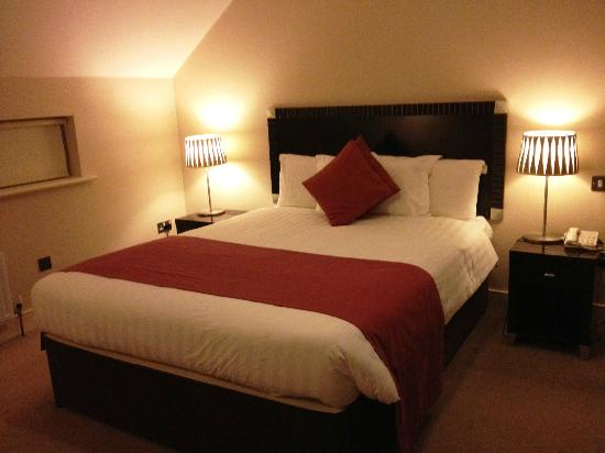 Hotel Doolin: Front Second Floor Bedroom