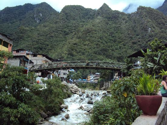 Hot Springs Aguas Calientes Peru Address Attraction