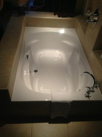 Hotel de Vie: Huge bath