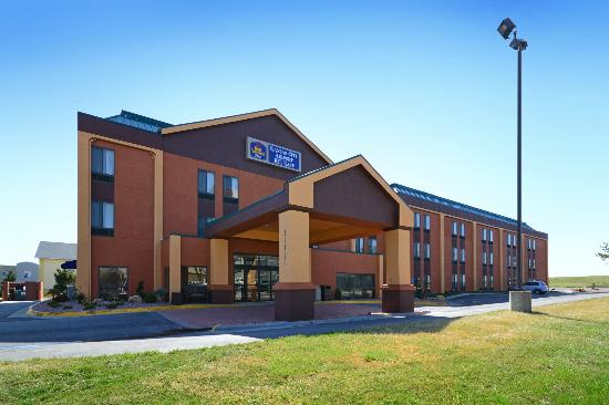 BEST WESTERN PLUS Kansas City Airport-KCI East's Image
