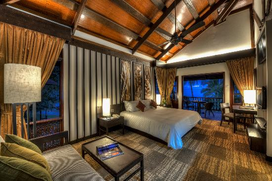 Meritus Pelangi Beach Resort & Spa, Langkawi: Beachfront Chalet