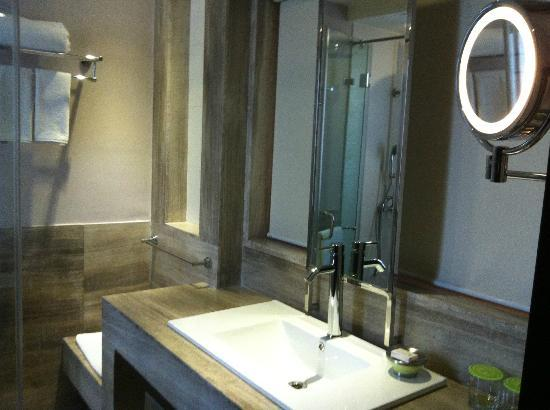 Peppermint West Gurgaon: Bathroom